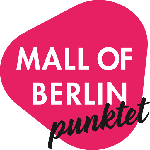 Mall of Berlin punktet Logo